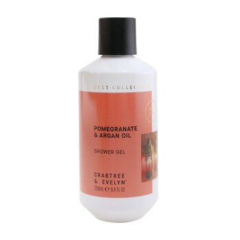 Cult Collection Pomegranate & Argan Oil Shower Gel (250ml/8.4oz)