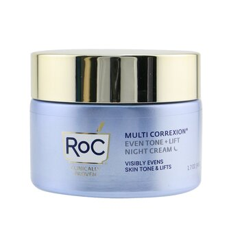 Multi Correxion Even Tone + Lift - 5 In 1 Night Cream (48g/1.7oz)