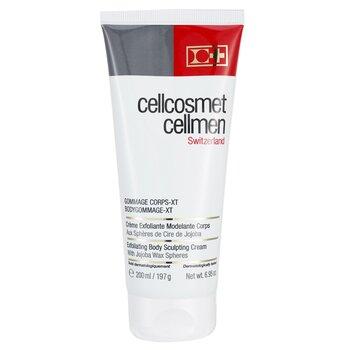 Cellcosmet BodyGommage-XT (Exfoliating Body Sculpting Cream For Men & Women) (200ml/6.95oz)