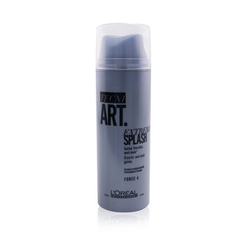 Professionnel Tecni Art. Extreme Splash (Gel?e flexible, Wet-Look) (150ml/5oz)