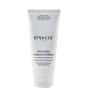 Pate Grise Masque Charbon - Ultra-Absorbent Mattifying Care (Salon Size) (200ml/6.7oz)