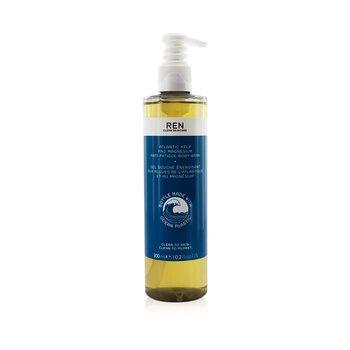 Atlantic Kelp And Magnesium Ocean Plastic Body Wash (300ml/10.2oz)