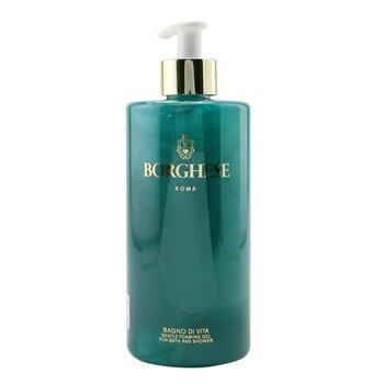 Bagno Di Vita Gentle Foaming Gel Bath & Shower (440ml/15oz)