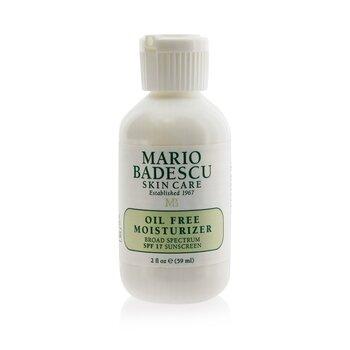 Oil Free Moisturizer SPF 17 - For Combination/ Oily/ Sensitive Skin Types (Exp. Date 11/2021) (59ml/2oz)