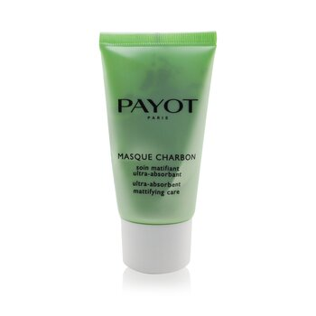 Pate Grise Masque Charbon - Ultra-Absorbent Mattifying Care (Box Slightly Damaged) (50ml/1.6oz)
