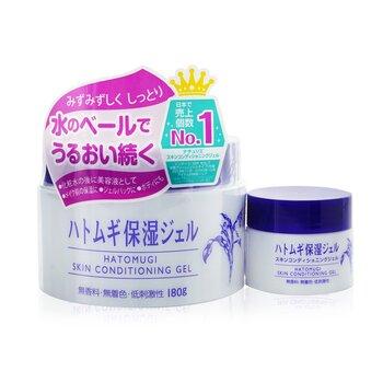 Hatomugi Skin Conditioning Gel Special Set (180g+18g)
