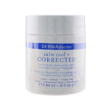 Calm Cool + Corrected 1% Colloidal Oatmeal Eczema + Dermatitis Clinical Repair Balm (177.44ml/6oz)