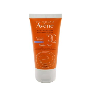 High Protection Fluid SPF 30 - For Normal to Combination Sensitive Skin (50ml/1.7oz)