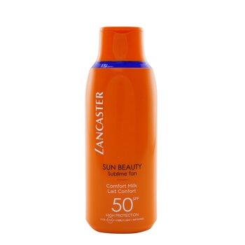 Sun Beauty Sublime Tan - Comfort Milk SPF50 (175ml/5.9oz)