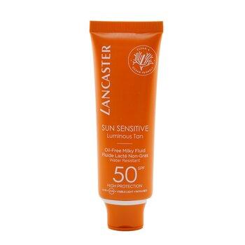 Sun Sensitive Luminous Tan - Oil-Free Milky Fluid SPF50 (50ml/1.6oz)