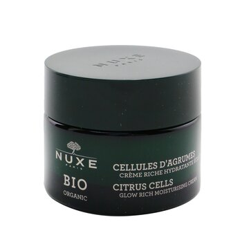 Bio Organic Citrus Cells Glow Rich Moisturising Cream (50ml/1.7oz)