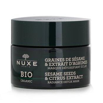 Bio Organic Sesame Seeds & Citrus Extract Radiance Detox Mask (50ml/1.7oz)