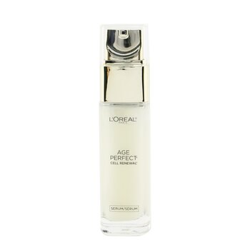 Age Perfect Cell Renewal Skin Renewing Facial Treatment (With LHA) - For Mature & Dull Skin (30ml/1oz)