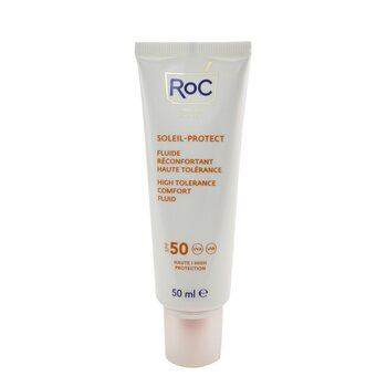 Soleil-Protect High Tolerance Comfort Fluid SPF 50 UVA & UVB (Comforts Sensitive Skin) (50ml/1.69oz)