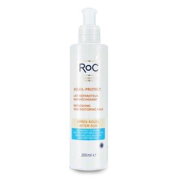 Soleil-Protect Refreshing Skin Restoring Milk (After-Sun) (200ml/6.7oz)