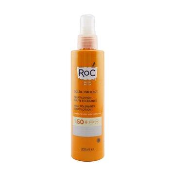 Soleil-Protect High Tolerance Spray Lotion SPF 50+ UVA & UVB (For Body) (200ml/6.7oz)