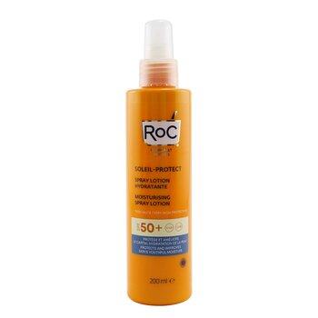 Soleil-Protect Moisturising Spray Lotion SPF 50+ UVA & UVB (For Body) (200ml/6.7oz)