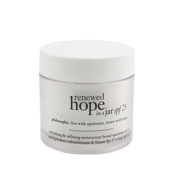 Renewed Hope In A Jar SPF 25 Refreshing & Refining Moisturizer (60ml/2oz)