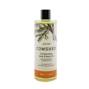 Active Invigorating Bath & Body Oil (100ml/3.38oz)