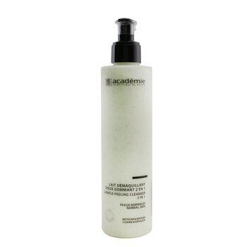 100% Hydraderm Gentle Peeling Cleanser 2 In 1 - Normal Skin (200ml/6.7oz)