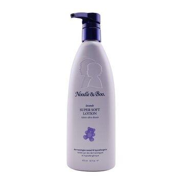 Super Soft Lotion - Lavender - For Face & Body (Dermatologist-Tested & Hypoallergenic) (473ml/16oz)