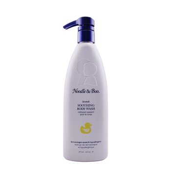 Soothing Body Wash - Lavender (Dermatologist-Tested & Hypoallergenic) (473ml/16oz)