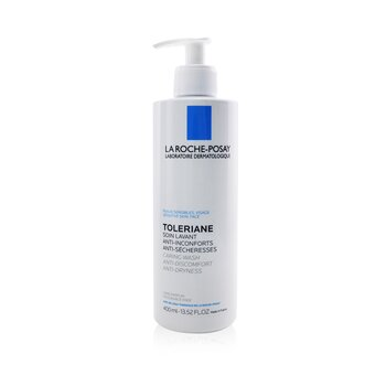 Toleriane Anti-Inconforts Caring Wash - Anti-Dryness (Fragrance-Free) (400ml/13.52oz)