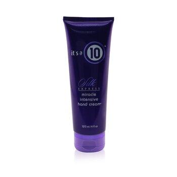 Silk Express Miracle Intensive Hand Cream (120ml/4oz)
