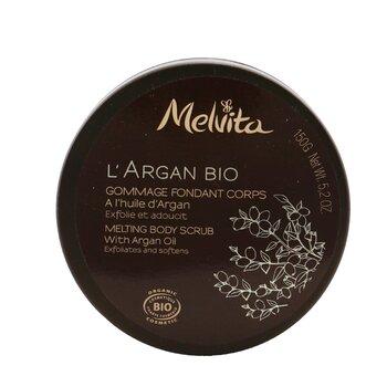 L'Argan Bio Melting Body Scrub With Argan Oil (150g/5oz)