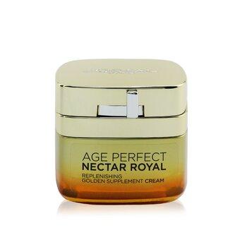 Age Perfect Nectar Royal Replenishing Golden Supplement Cream (50ml/1.7oz)