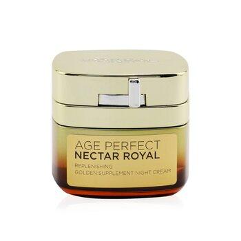 Age Perfect Nectar Royal Replenishing Golden Supplement Night Cream (50ml/1.7oz)