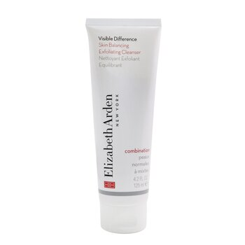 Visible Difference Skin Balancing Exfoliating Cleanser (Combination Skin) - Packaging Slightly Defected (125ml/4.2oz)