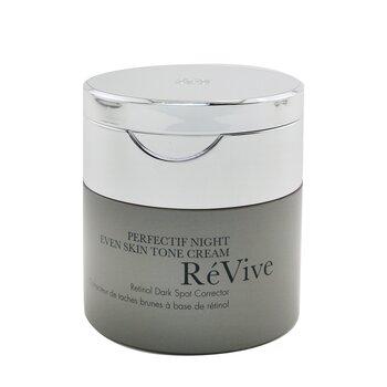 Perfectif Night Even Skin Tone Cream - Retinol Dark Spot Corrector (50g/1.7oz)