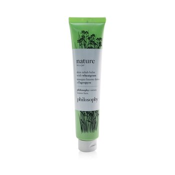 Nature In A Jar Skin Rehab Balm With Wheatgrass (75ml/2.5oz)