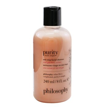 Purity Made Simple - One Step Facial Cleanser With Goji Berry Extract (240ml/8oz)
