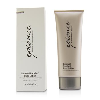 Renewal Enriched Body Lotion - For All Skin Types (Exp. Date: 03/2022) (230ml/8oz)