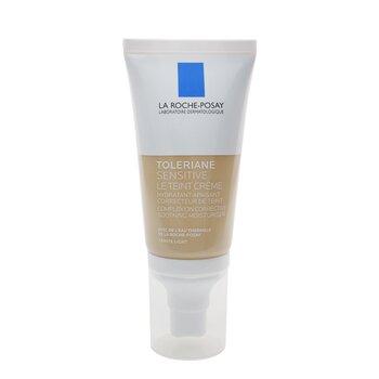 Toleriane Sensitive Le Teint Creme Soothing Moisturiser - Light (50ml/1.7oz)