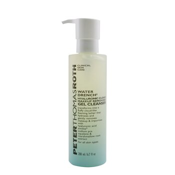 Water Drench Hyaluronic Cloud Makeup Removing Gel Cleanser (200ml/6.7oz)