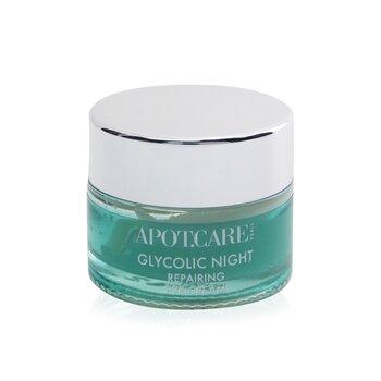 GLYCOLIC NIGHT Repairing Night Eye Cream (Exp. Date: 04/2022) (15ml/0.5oz)