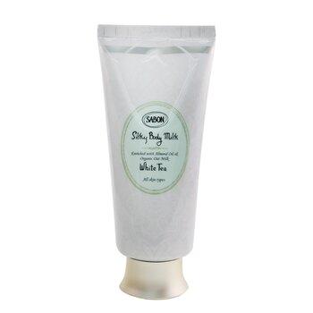 Silky Body Milk - White Tea (Box Slightly Damaged) (200ml/7oz)