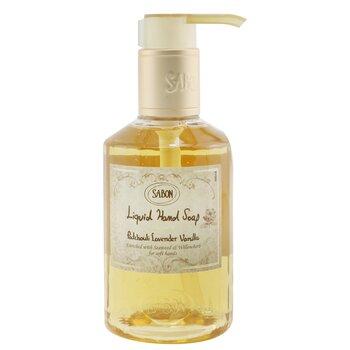 Liquid Hand Soap - Patchouli Lavender Vanilla (Box Slightly Damaged) (200ml/7oz)