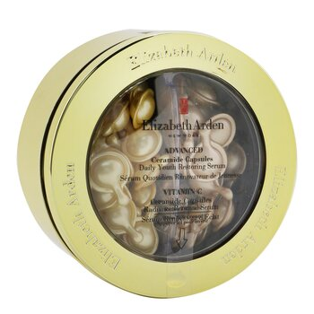 Advanced Ceramide Capsules Serum & Vitamin C Ceramide Capsules Serum (Limited Edition) (2x30caps)
