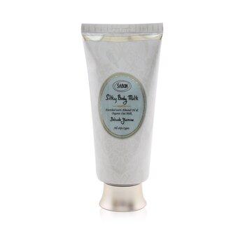 Silky Body Milk - Delicate Jasmine (Box Slightly Damaged) (200ml/7oz)
