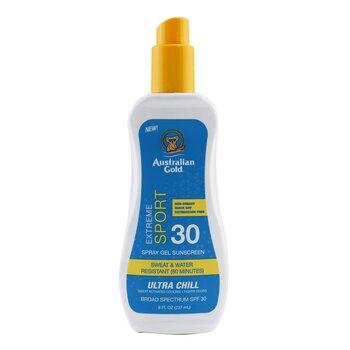 Extreme Sport Spray Gel with Ultra Chill SPF 30 (237ml/8oz)