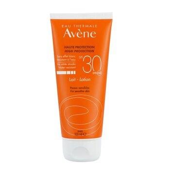 High Protection Lotion SPF 30 - For Sensitive Skin (100ml/3.3oz)
