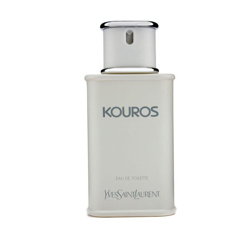 Yves Saint Laurent 圣罗兰(YSL) 古来斯男士淡香水Kouros EDT 馥奇香调 提升魅力 100ml