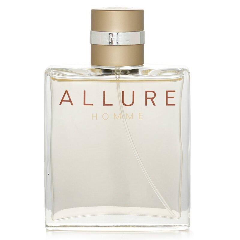 Chanel   香奈儿   魅力男士淡香水   Allure   EDT  混合了香奈儿之华贵及典雅   50ml
