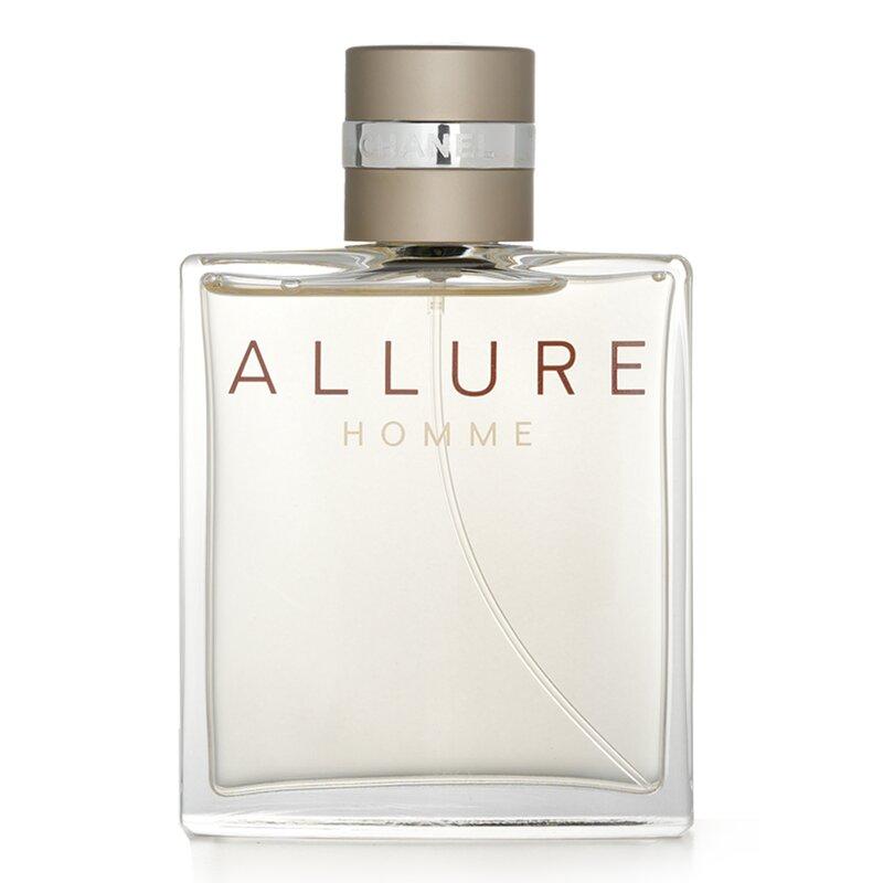 Chanel 香奈儿  魅力男士淡香水Allure EDT 惊世之简跃男性化设计 提升魅力