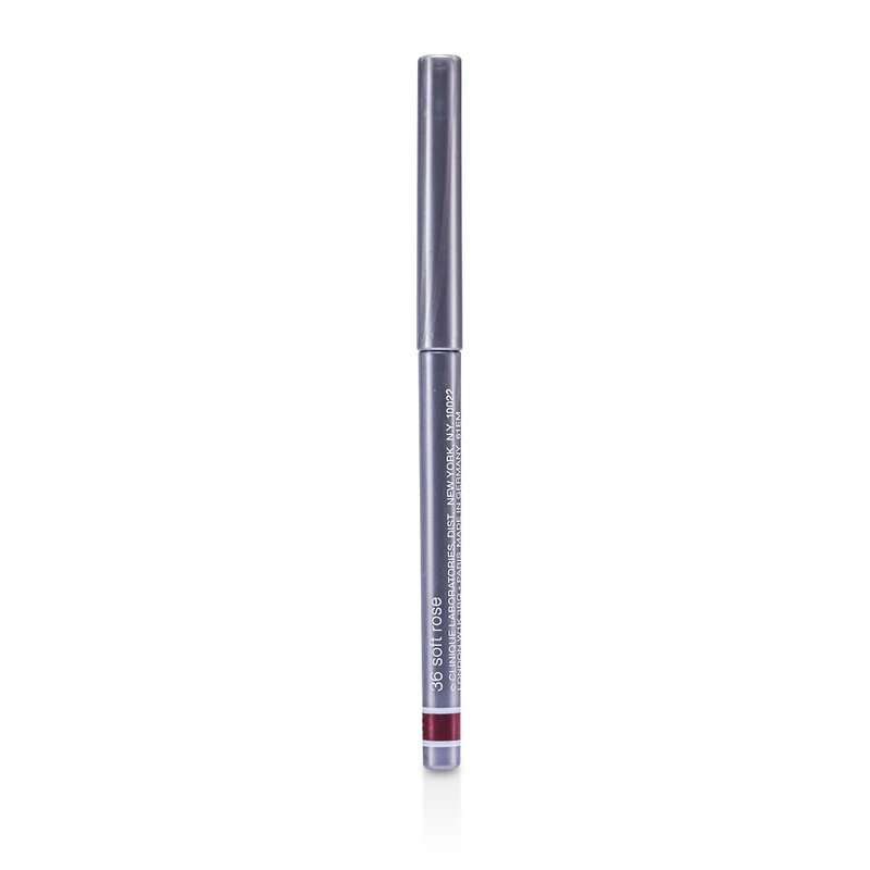 Clinique 倩碧 转动轻便唇线笔Quickliner For Lips 柔和色泽细致防水 0.3g