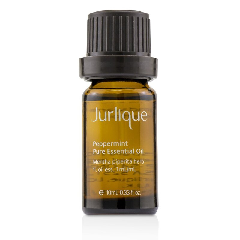 Jurlique 茱莉蔻  薄荷純精油Peppermint Pure Essential Oil 提神冷却 减少炎症 舒缓身心 10ml